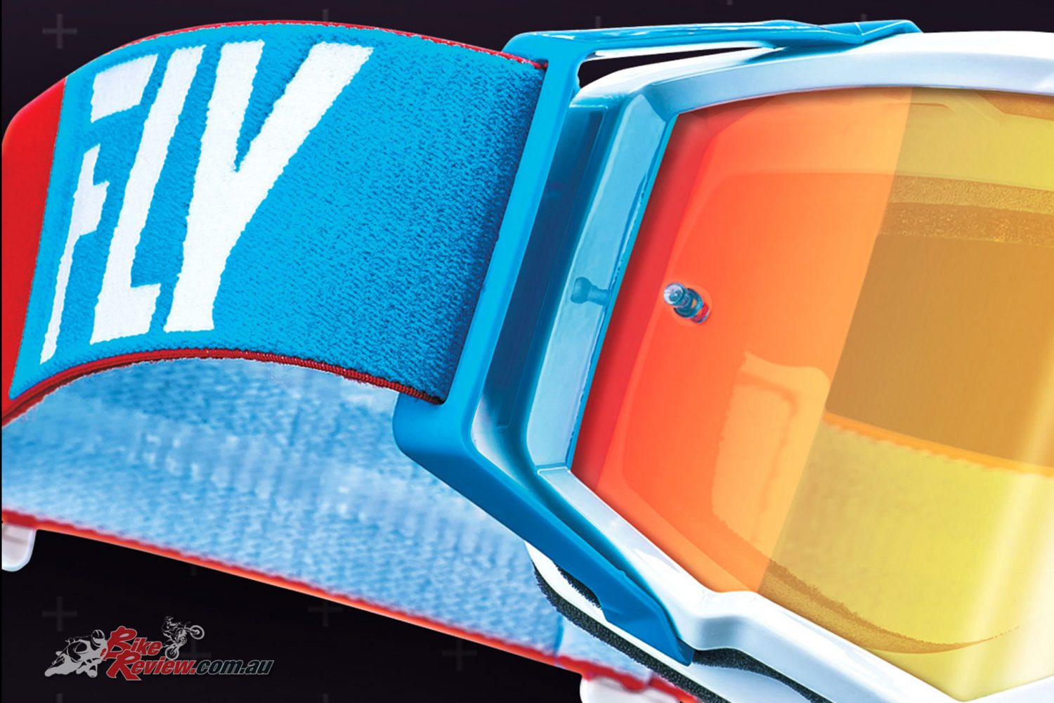 FLY RACING FOCUS GOGGLE REPLACEMENT LENS Youth and Adult Sizes Available