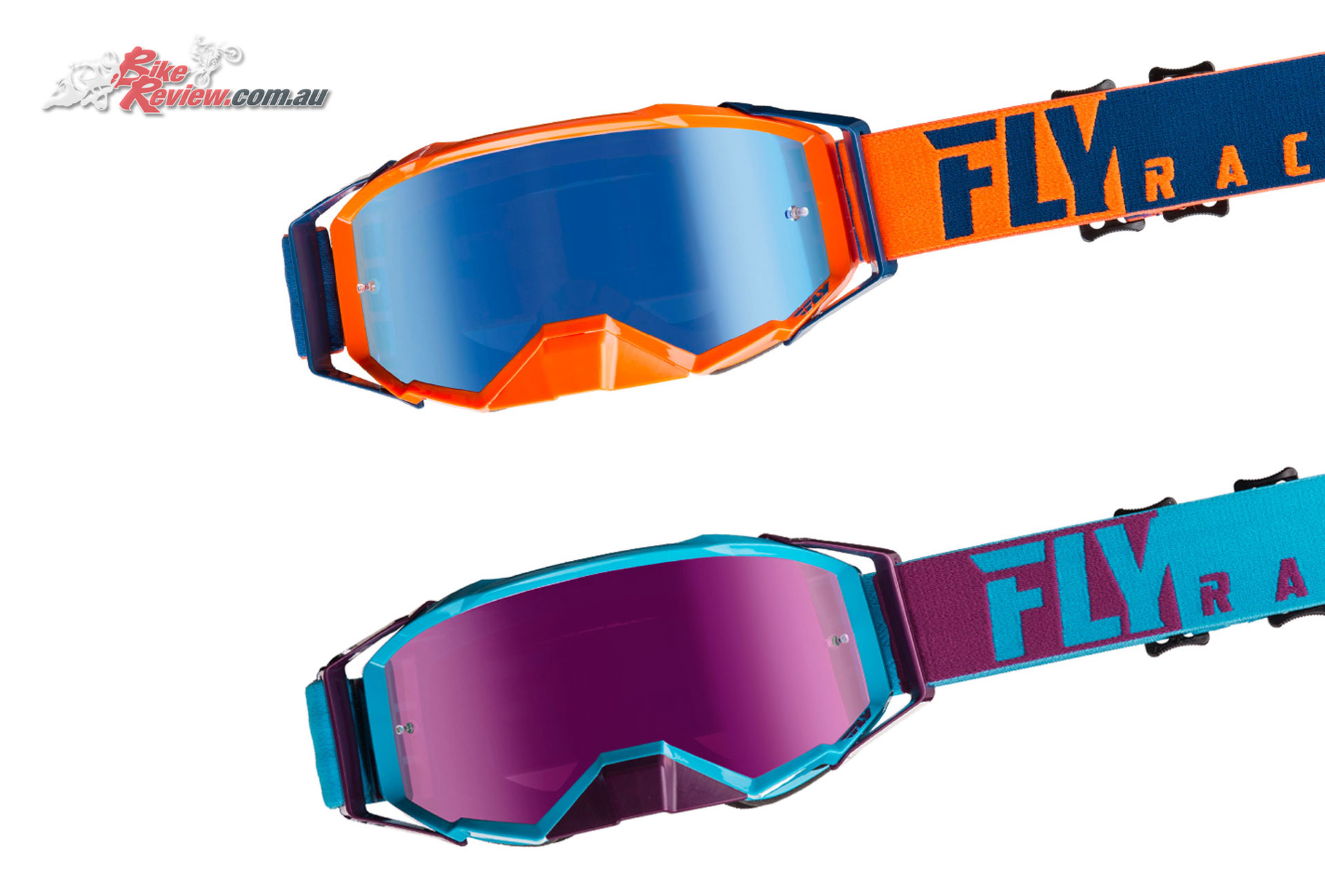 2019 Fly Racing Zone Pro Googles