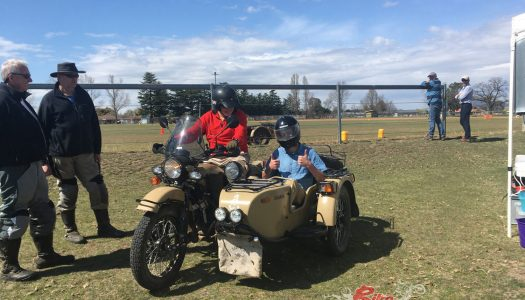 Feature: Ural Test & Try Sidecar Days