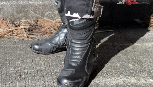 Gear Review: DRIRIDER Stealth Boot