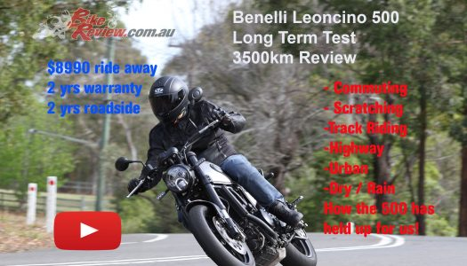 Long Term: Benelli Leoncino 500, 5 months & 3500km