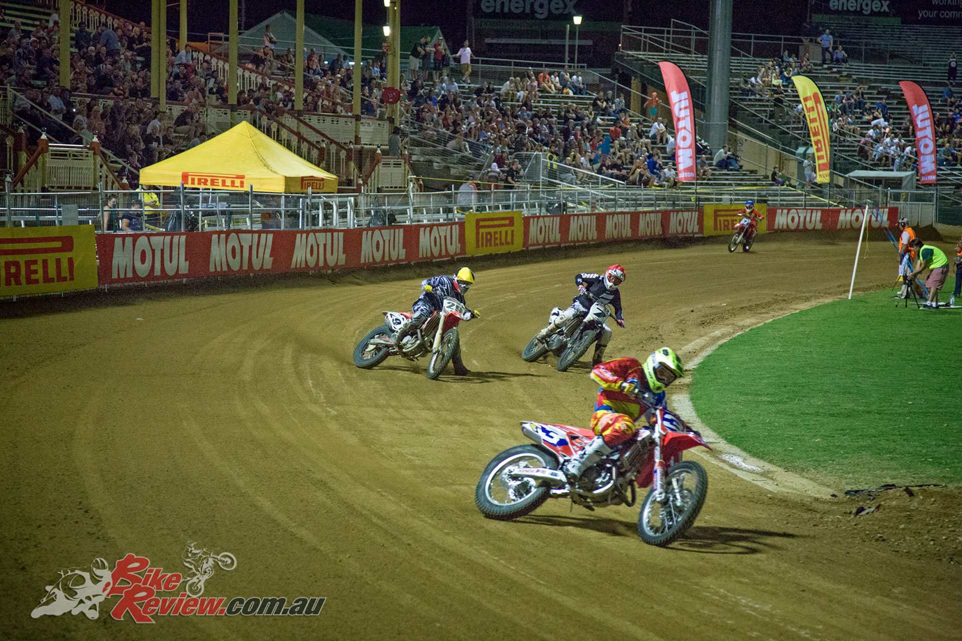 Paul Caslick will compete the Moto Expo 2018's Baylisstic Scramble