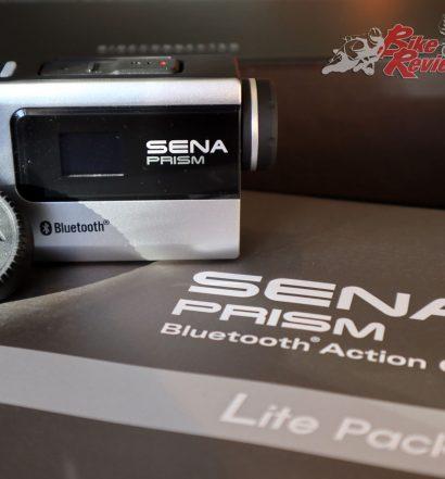 Sena Prism Action Camera