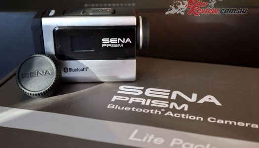 Product Review: Sena Prism Action Camera