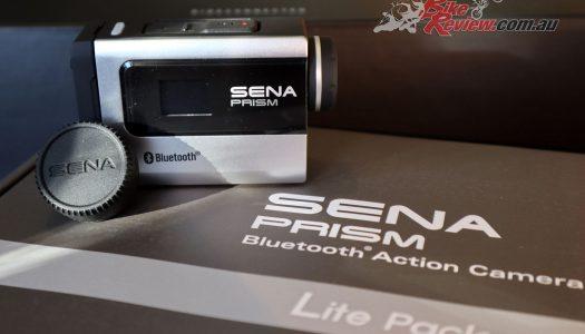 Product Review: Sena Prism Action Camera
