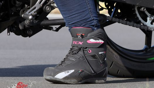Gear Review: TCX Rush Ladies Boots