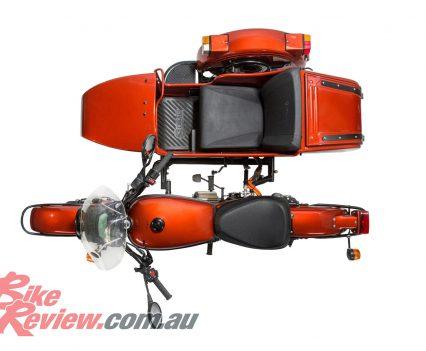 Ural Elecric Zero BikeReview 2019 (10)