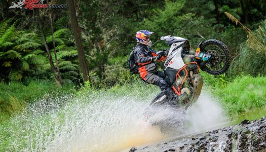 2018 KTM NZ Adventure hailed a major success