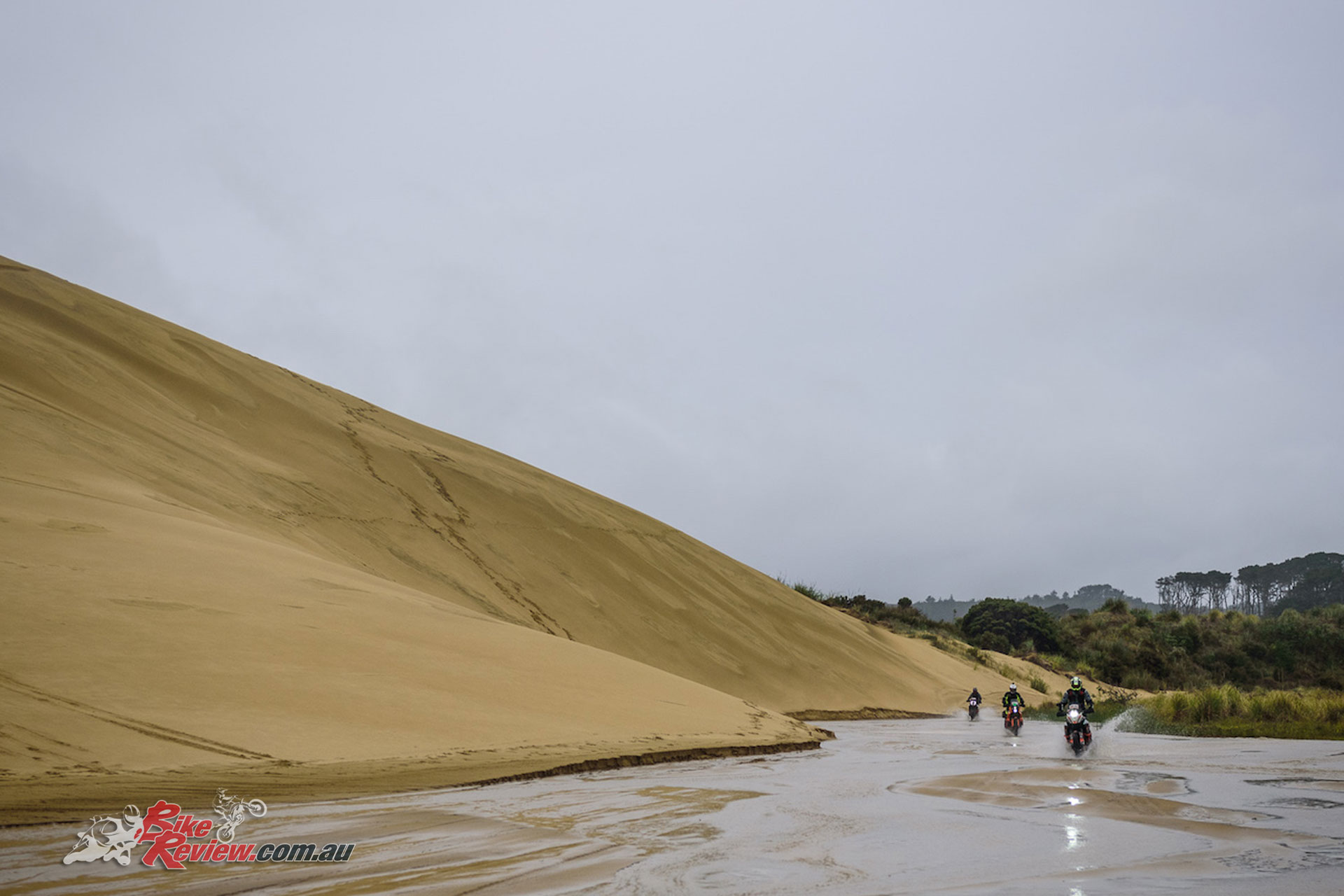 2018 KTM New Zealand Adventure Rallye