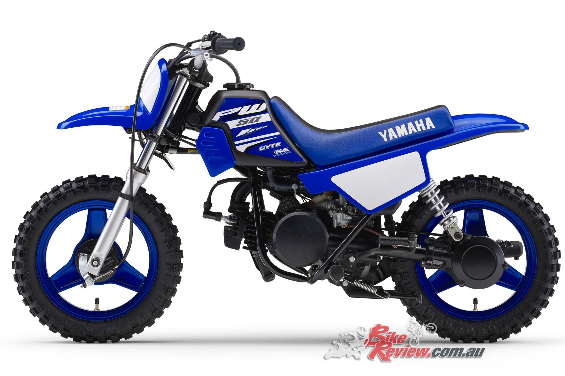 2018 Yamaha PW50