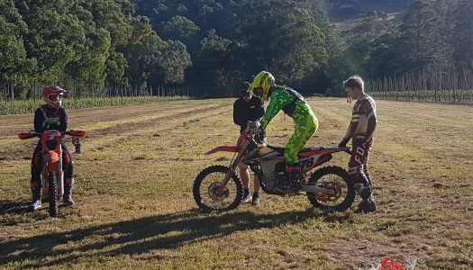 MA announce 2019 AORC Junior Coaching Days