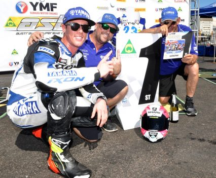 Cru Halliday moves to superbikes in 2019