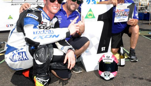 Falzon and Halliday to lead 2019 YRT ASBK charge