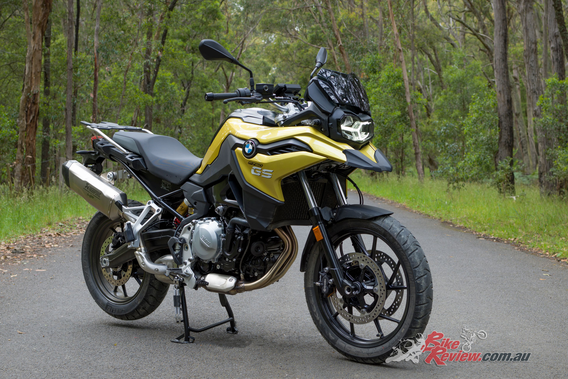 The adventure-touring segment is proving very strong, as demonstrated by the F 750 GS, offering great road performance with formidable off-road ability thrown in to varying extents