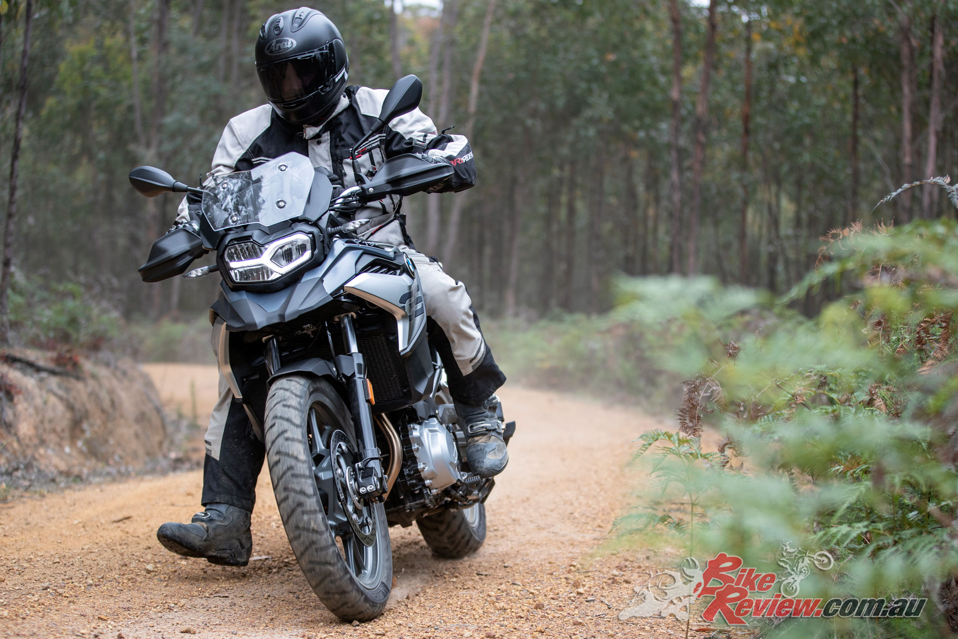 The F 750 GS isn't as hard edged an off-road choice as the larger 850, but is also aimed at a different rider