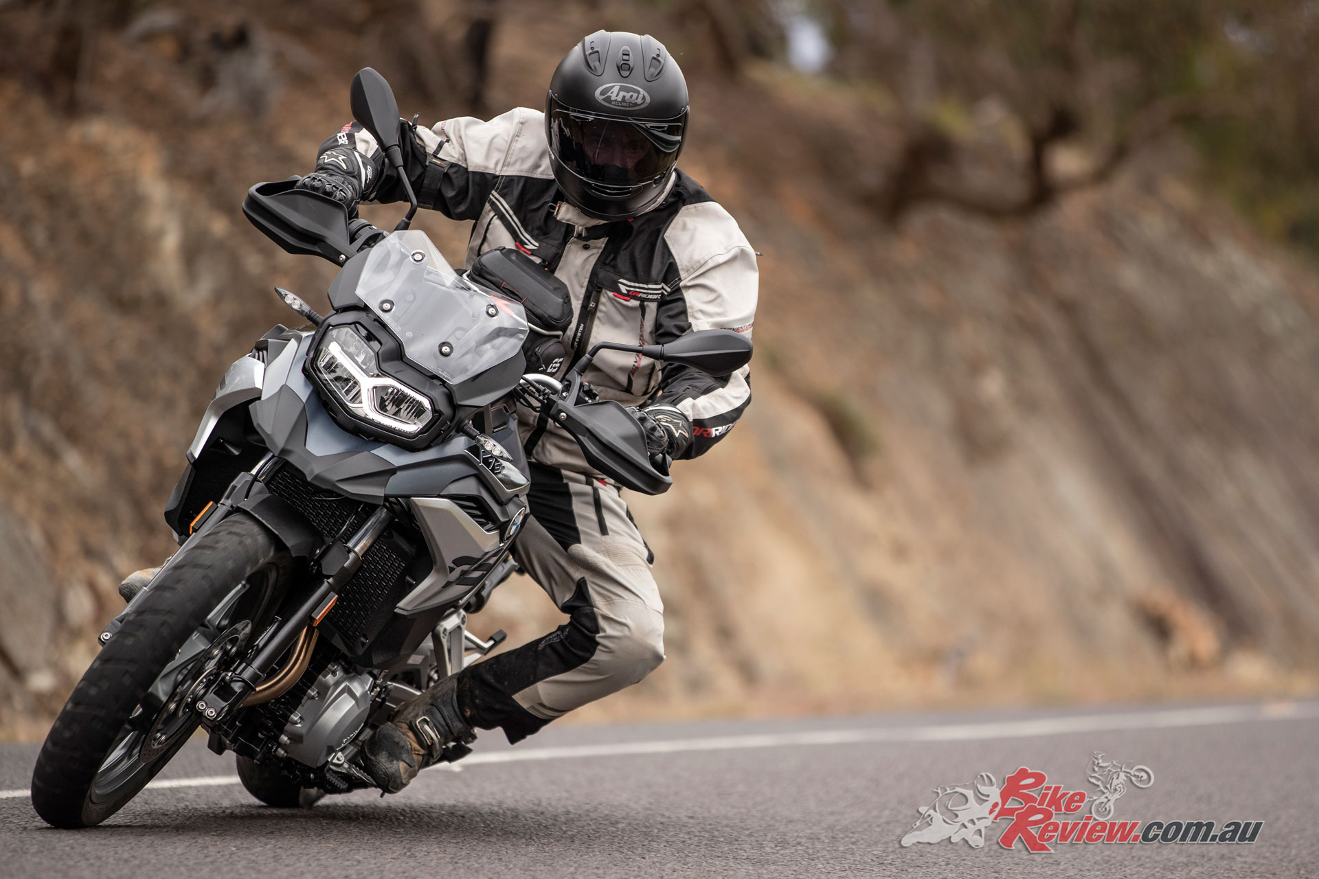 There's plenty of ability for local scratching with the F 750 GS only left behind on the open road by the more powerful 850 or larger capacity machines