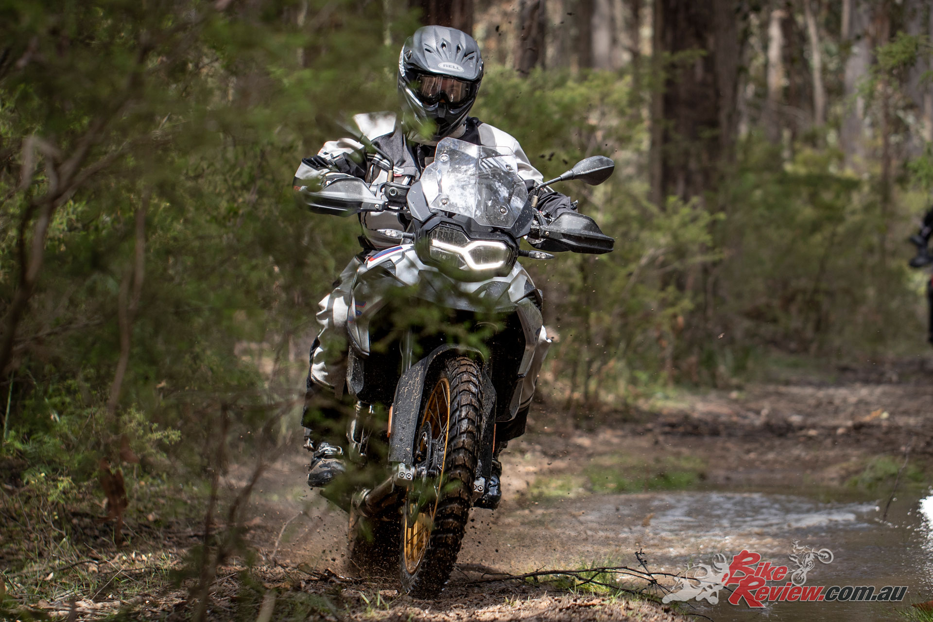 Review: 2019 BMW F 850 GS Launch