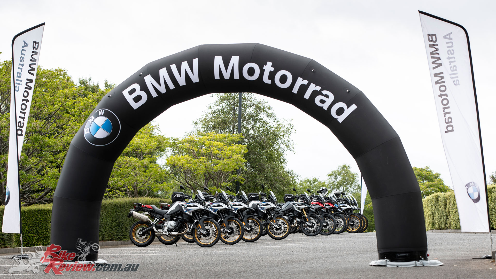 The 2019 BMW F 850 GS Australian Launch was held in Victoria's Macedon ranges.