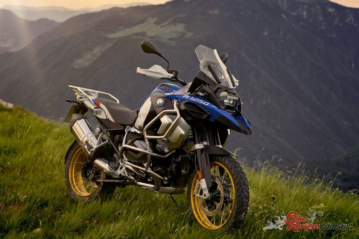 2019 BMW R 1250 GS Adventure