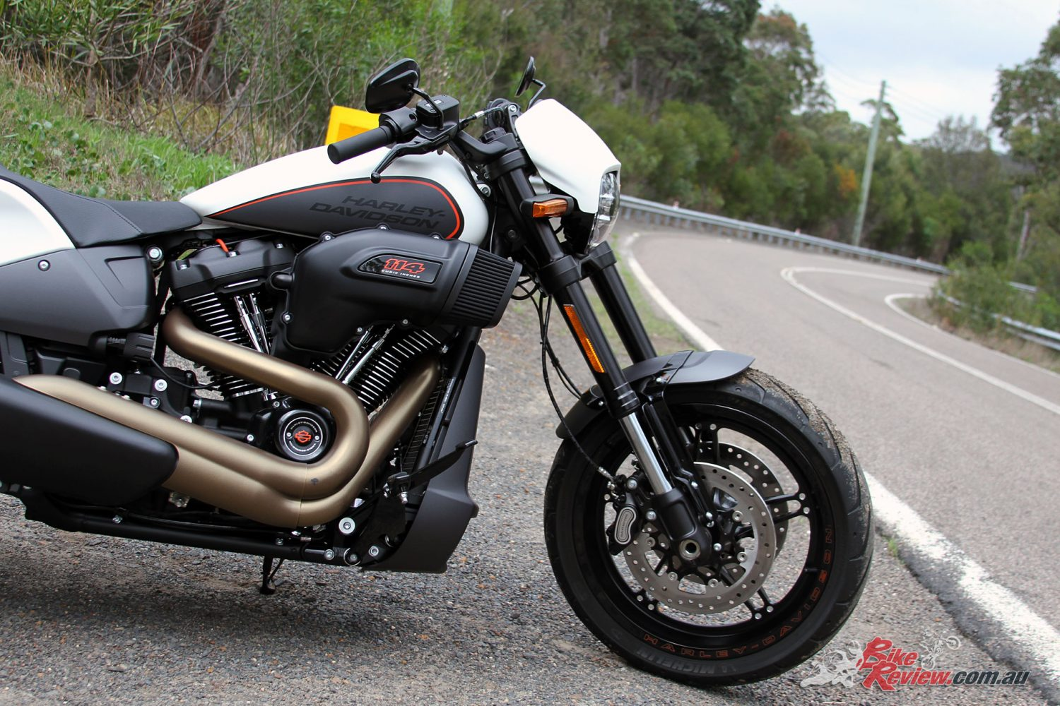 Review: 2019 Harley-Davidson FXDR 114 - Bike Review