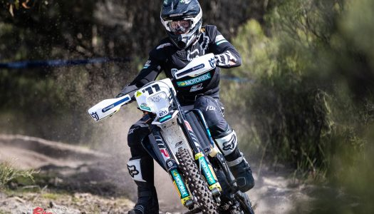 Sanders & Higlett headline 2019 Husqvarna Enduro Racing Team