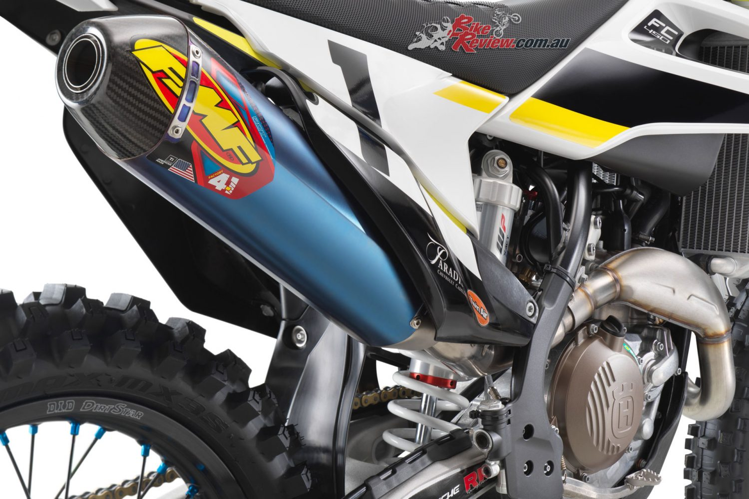 Husqvarna unveil the 2019 limited-production FC 450