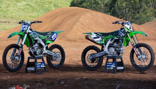 Kawasaki Australia partner with Empire Motorsports
