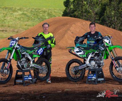 Kawasaki and Empire Motorsports team up in 2019