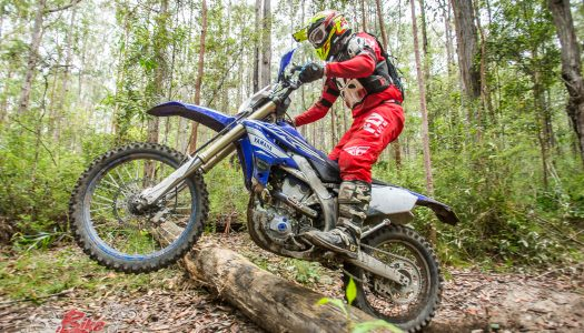 Review: 2019 Yamaha WR450F World Launch