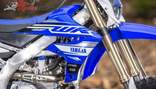 Video Review: 2019 Yamaha WR450F