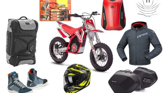 Christmas Gift Guide – Motorcycle inspiration!