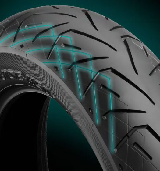 Bridgestone Battlecruise H50 Tyres