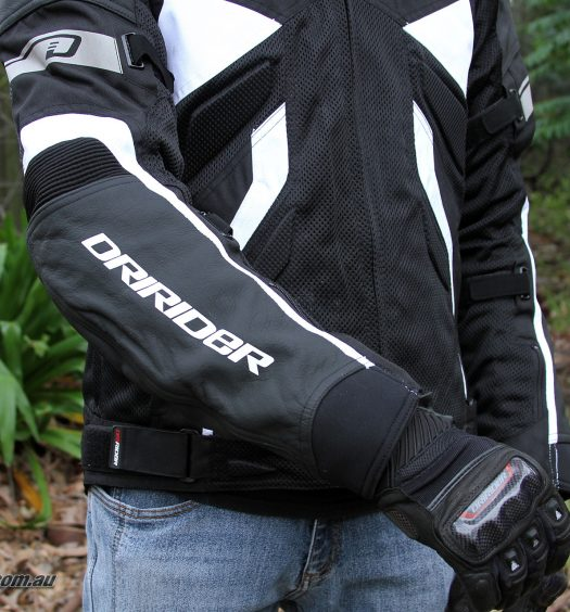 Dririder Climate Control EXO 2 Jacket & Strike Gloves