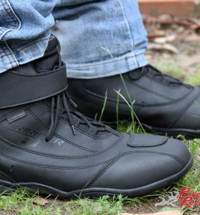 Dririder Street 2.0 Boot - With laces and velcro strap