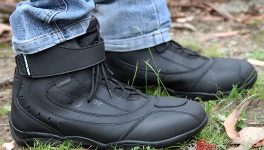 Gear Review: DRIRIDER Street 2.0 Boot