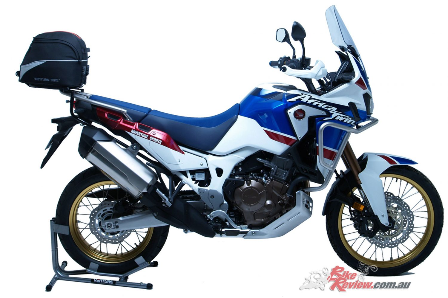 Ventura luggage solutions for the Africa Twin available now!