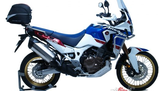 New Product: Ventura luggage for Honda's Africa Twin