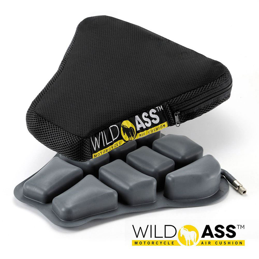 The WIld Ass Sport Neoprene seat cushion.