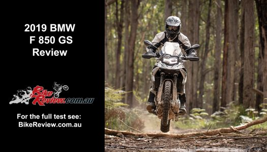 Video Review: 2019 BMW F 850 GS – Australian Launch