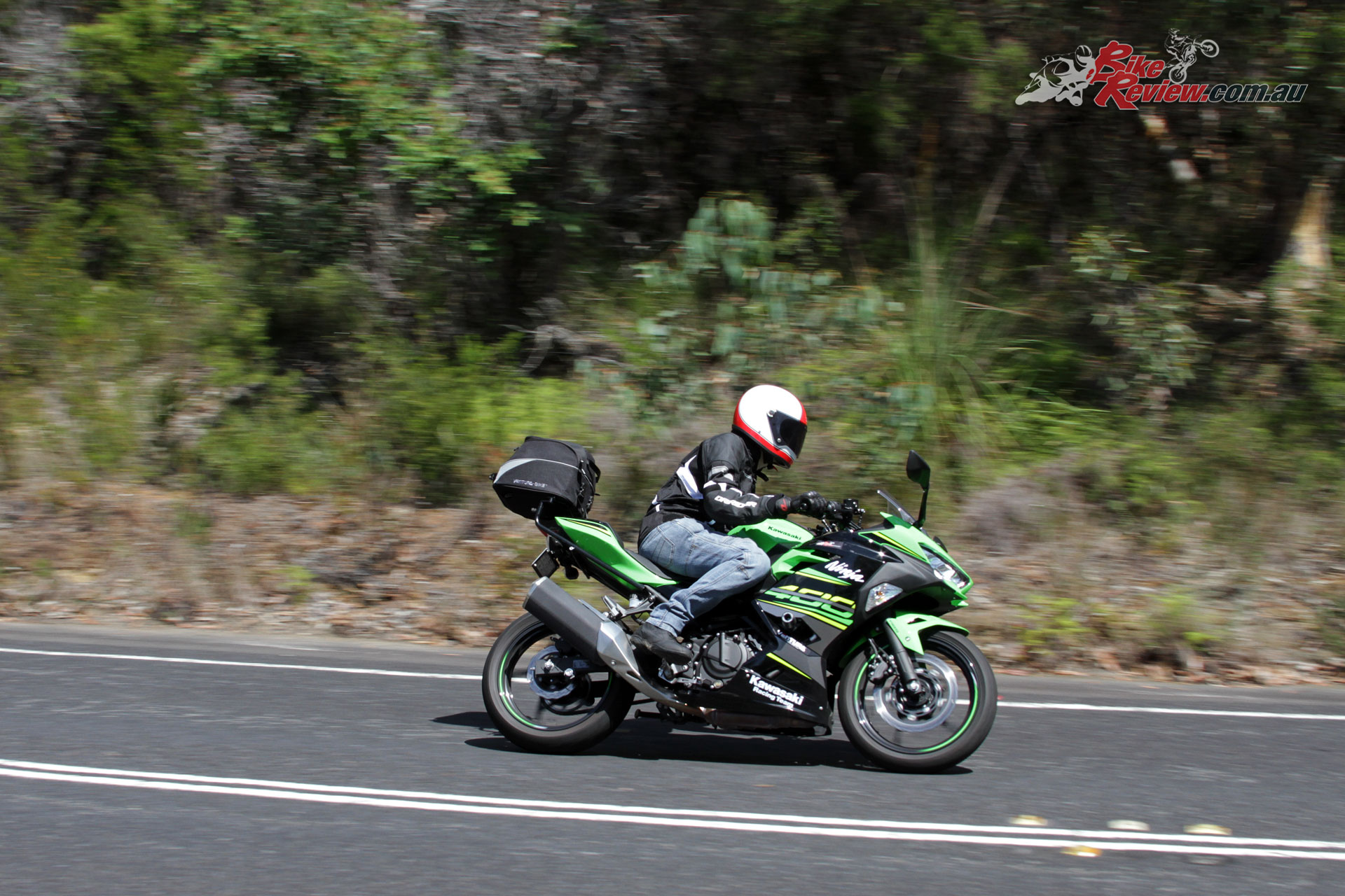 Hopefully you've had some great rides over the Christmas period, as we've certainly had fun on our Long Term Ninja 400