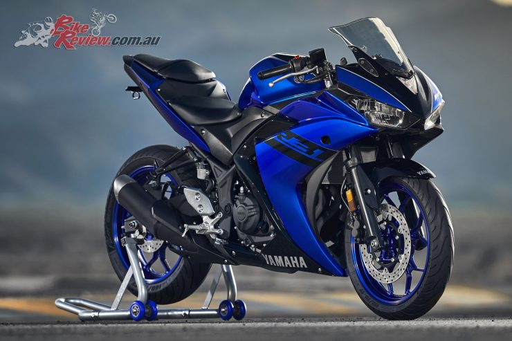 Grab a 2018 Yamaha YZF-R3 with $750 in savings available!