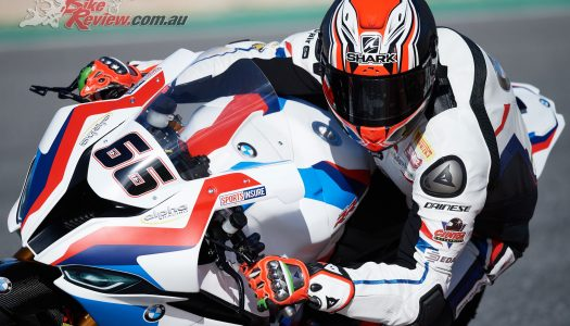 2019 BMW Motorrad WorldSBK Team livery revealed