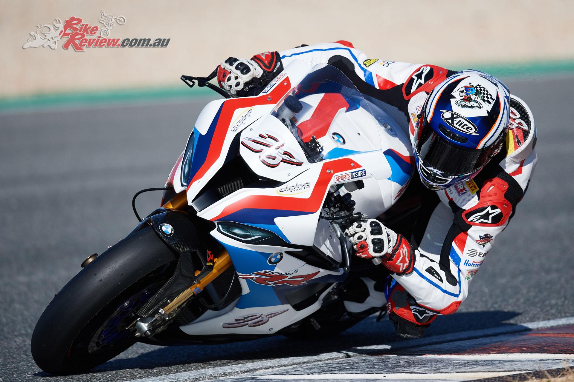 2019 BMW Motorrad WorldSBK Team livery revealed