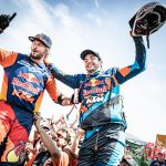 Toby Price claims hard earnt Dakar Rally 2019 win