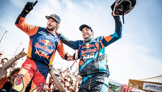 Toby Price claims hard earnt Dakar Rally 2019 win