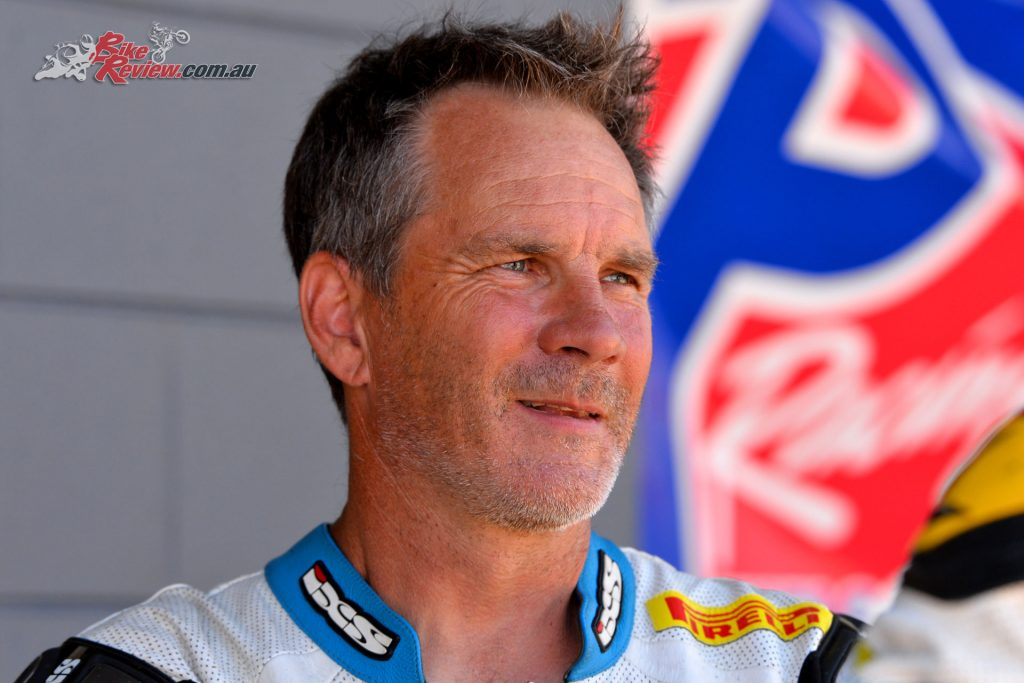Steve Martin claimed the 2019 Ken Wootton Perpetual Trophy - Image by Russell Colvin