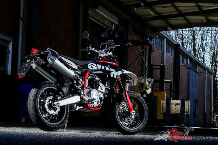 2019 SWM SM 500R