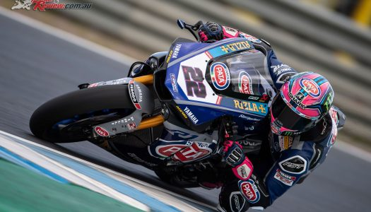 Rea tops Jerez Test Day 2 – Yamaha's Lowes second fastest