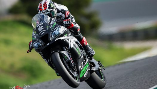 WorldSBK heads to Australia with Rea in the lead