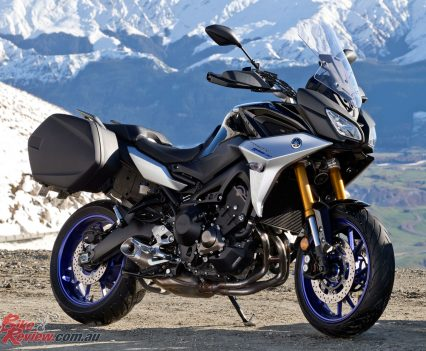 2019 Yamaha Tracer 900 GT Arrives in Oz
